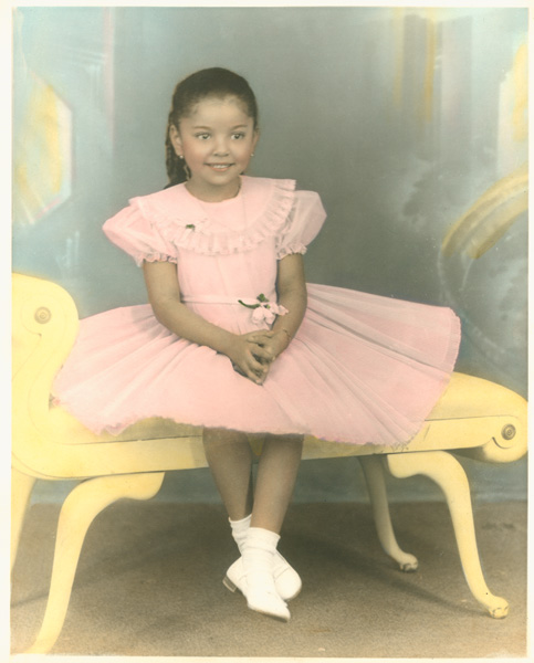 I can still remember this twirly dress!